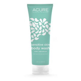 Sensitive Skin Body Wash, Unscented