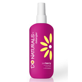 DO Naturals Kids Detangler, 8 oz.