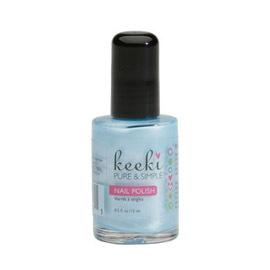 Non-Toxic Nail Polish, Blue Frosting