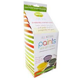 Botanical Paint Kit