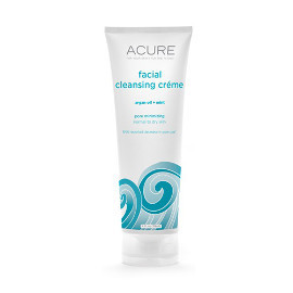 Facial Cleansing Creme - Argan Oil + Mint