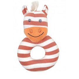 Poncho the Pony Organic Rattle
