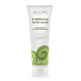 Brightening Facial Scrub