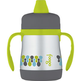 Tripoli Foogo Vacuum Insulated Soft Spout Sippy Cup
