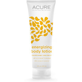Acure Mandarin Orange Energizing Body Lotion