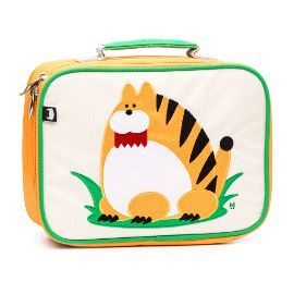 Insulated Lunchbox, Characters