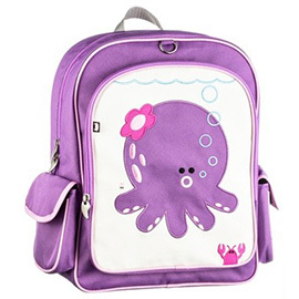 Big Kid Backpack, Penelope the Octopus