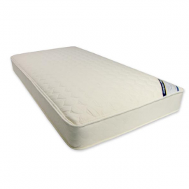 organic cotton trundle twin mattress quilted deluxe