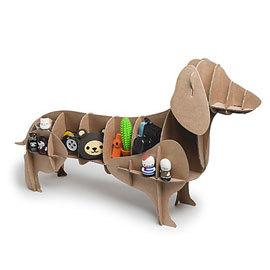 Dachshund Cardboard Dog