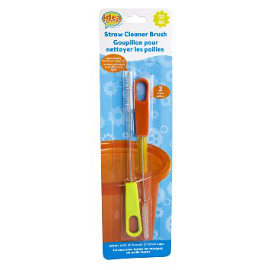 Sippy Straw Cleaning Brush (set of 2)