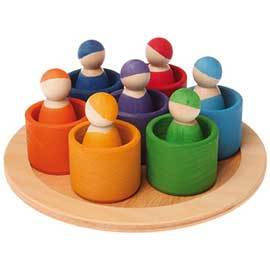 7 Friends in 7 Bowls