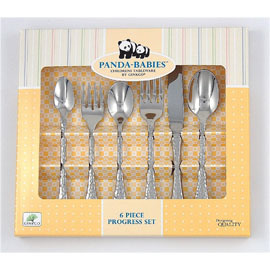 stainless steel kids utensils