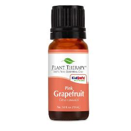 Pink Grapefruit Essential Oil, 10 ml