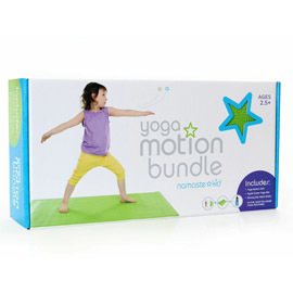 Yoga Motion: Kids Yoga Starter Kit