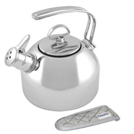 Stainless Steel Classic Teakettle