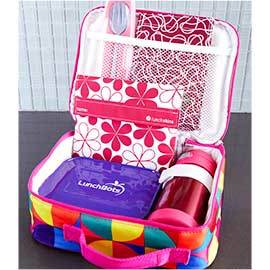 Packed Wildkin Insulated Lunchbox