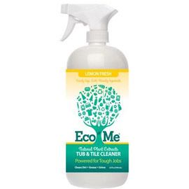 Tub & Tile Cleaner, Lemon Fresh (32 oz)