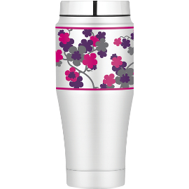 Fashion Insulated Travel Tumbler, 16 oz.