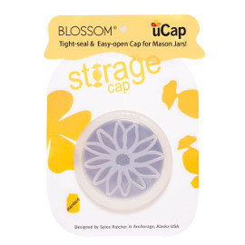 Blossom Silicone Storage Cap
