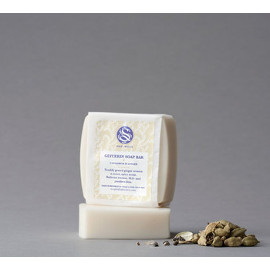 Cardamom & Ginger Facial Soap Bar