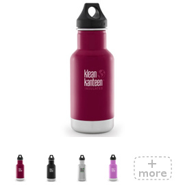 12 oz. Insulated Kanteen Classic (more colors)