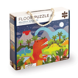 Dinosaur Floor Puzzle, 24 piece
