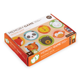 Animal Pals Memory Game
