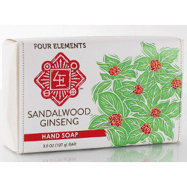 Sandalwood Ginseng Soap