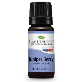 Juniper Berry Essential Oil, 10 ml