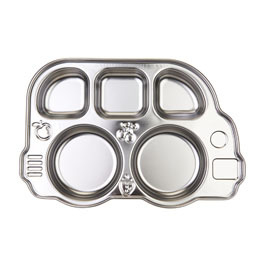 Din Din Stainless Steel Bus Plate