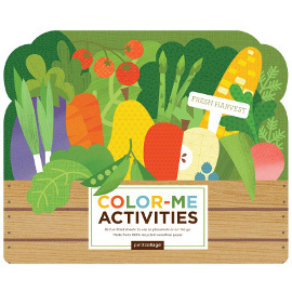Color-Me Activities - Harvest