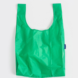 Reusable Shopping Bag, Leaf Green