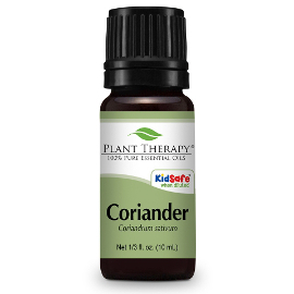 Coriander Essential Oil, 10 ml