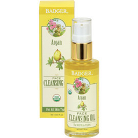 Organic Argan Face Cleansing Oil