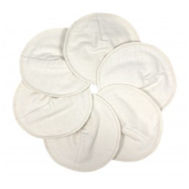 Reusable Organic Cotton Nursing Pads (3-pack)