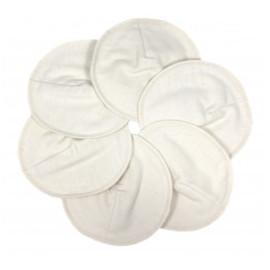 natural Reusable Organic Cotton Nursing Pads