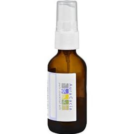Amber Mist Glass Bottle, 2 oz.