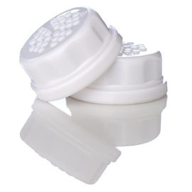 Solid Baby Bottle Cap -2 Pack