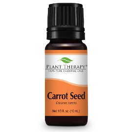 Carrot Seed Essential Oil, 10 ml