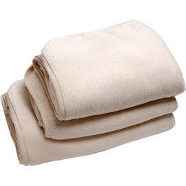 organic cotton twin blanket