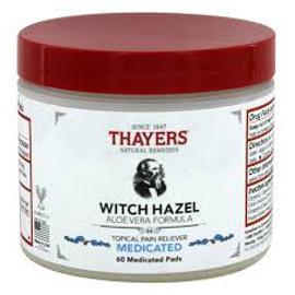 Medicated Superhazel Astringent Pads
