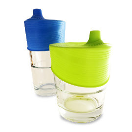 Silicone Sippy Top (2-pack)