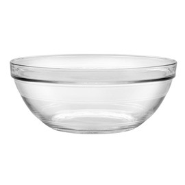 Lys Glass Serving Bowl