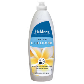 Natural Dish Liquid, 25 oz.