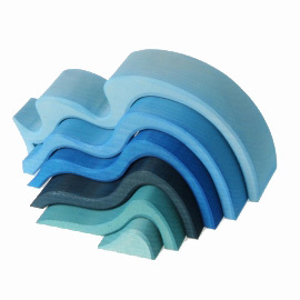 Mini Water Wave Blocks