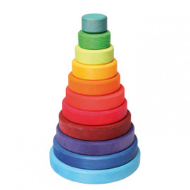 Large Conical Tower