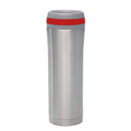 Vacuum Insulated Travel Mug, 15 oz