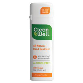 All-Natural Hand Sanitizer (1oz)