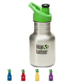 12oz Kanteen Classic w/Sport Cap (more colors)