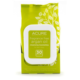 Argan Oil Cleansing Towelettes